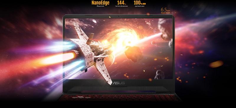 характеристики ASUS TUF Gaming FX505