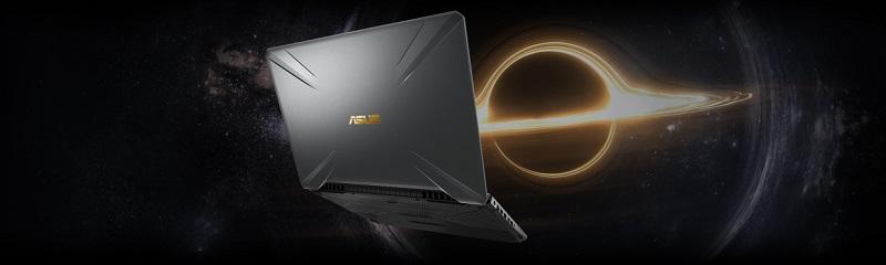 дизайн ASUS TUF Gaming FX505