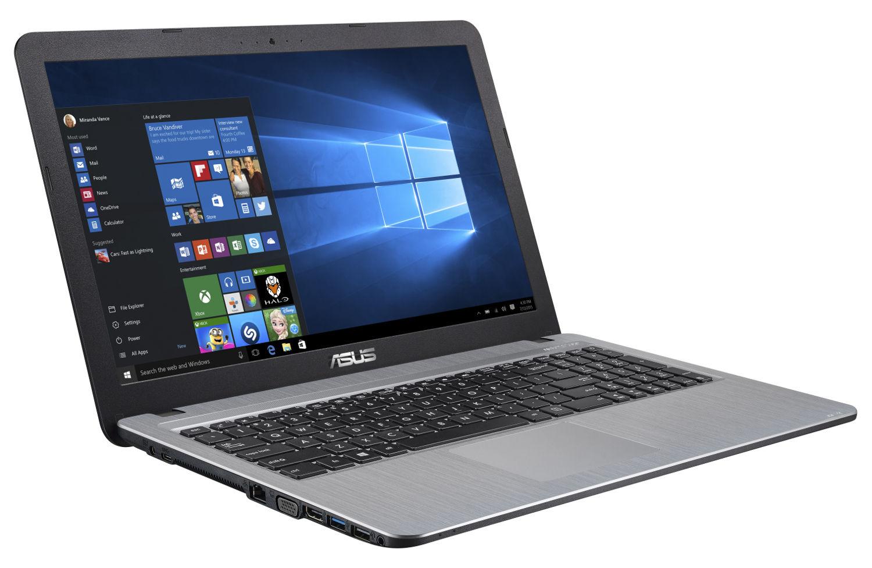 Модель ноутбука ASUS X540YA