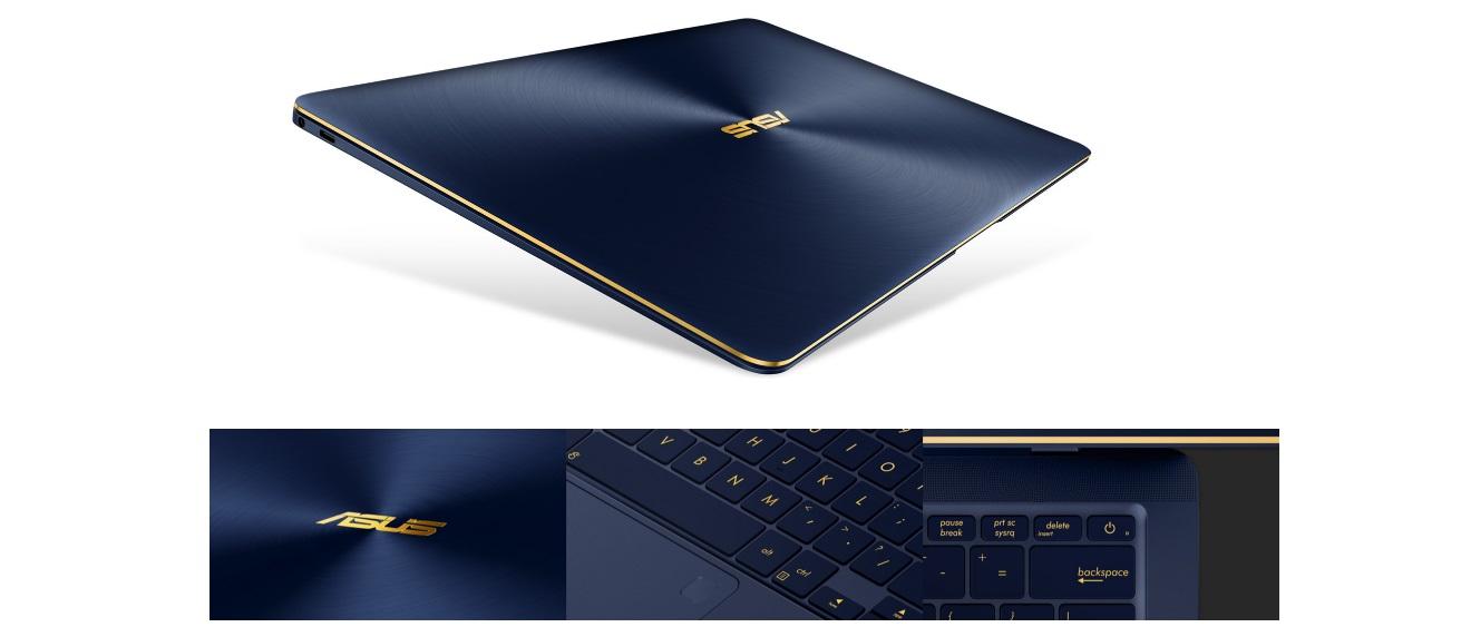 дизайн ASUS ZenBook 3 Deluxe UX490UA