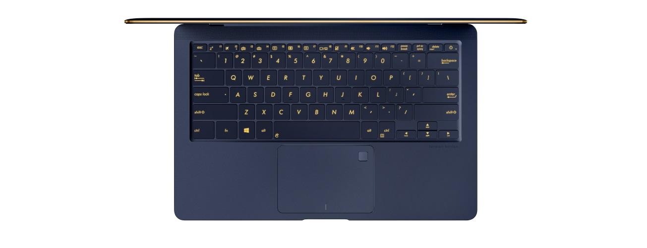 клавиатура ASUS ZenBook 3 Deluxe UX490UA